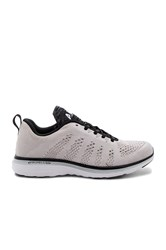 Athletic Propulsion Labs Apl Techloom Pro Sneaker Black And White