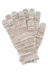 Converse 'Touch Tech' Knit Gloves Converse White