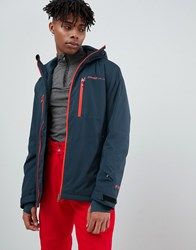 Protest Clavin Snow Jacket In Navy