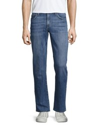 Joe's Jeans Brixton Whiskered Denim Blue