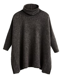 Sandwich Oversized Jumper Grey