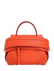 Tod's Micro Wave Grained Leather Bag