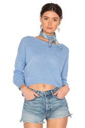 Charli Caya Sweater Blue