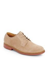 Cole Haan Great Jones Suede Oxfords