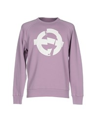 Roundel London Sweatshirts Lilac