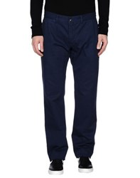 Italia Independent Trousers Casual Trousers Men Dark Blue