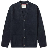A Kind Of Guise Gambino Knit Cardigan Blue