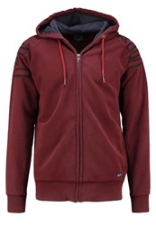 Petrol Industries Tracksuit Top Burgundy Bordeaux