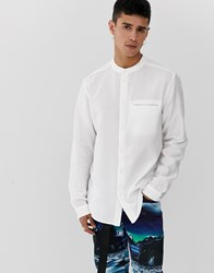 Weekday Hunt Shirt In White