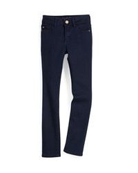 Dl Premium Denim Chloe Skinny Activex Twill Pants Flatiron