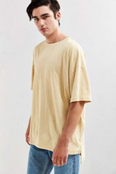 Cpo Oversized Droptail Tee Bronze