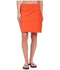 Royal Robbins Discovery Skort Dusty Coral Women's Skort White