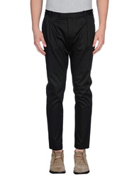 Hosio Casual Pants Black