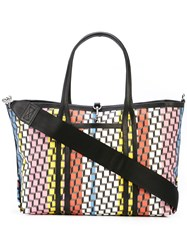 Pierre Hardy Archi Tote Bag Multicolour