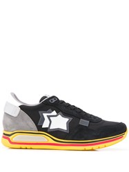 Atlantic Stars Pegasus Sneakers Black