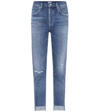 Citizens Of Humanity Liya High Rise Jeans Blue