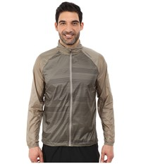 Brooks Lsd Jacket Carb Lightspeed Men's Coat Gray