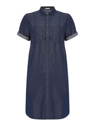Barbour Exclusive Fins Dress Chambray