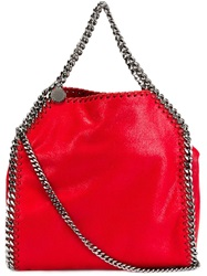 Stella Mccartney 'Falabella' Crossbody Bag Red