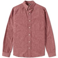 The Hill Side Standard Shirt Red