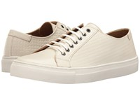 Base London Freeman White Men's Lace Up Casual Shoes