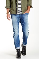 Diesel Buster Tapered Leg Jean Blue