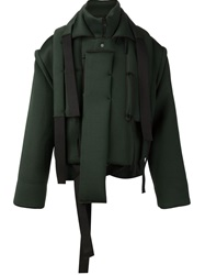 Craig Green Boxy Fit Strapped Jacket