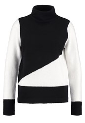 Wallis Jumper Mono Black