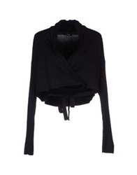 Morgan Wrap Cardigans Black