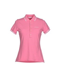 Roy Rogers Roy Roger's Polo Shirts Pink