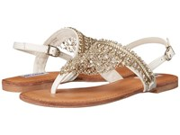 Not Rated Jewels White Women's Sandals