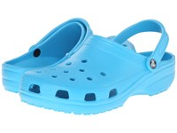 Crocs Classic Cayman Unisex Electric Blue Clog Shoes
