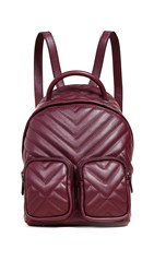 Sam Edelman Keely Backpack Wine