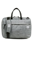 Herschel Supply Co. Classics Sanford Briefcase Raven Crosshatch