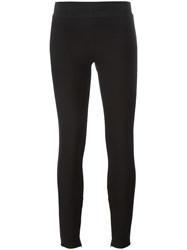 Stella Mccartney Iconic Heather Leggings Black