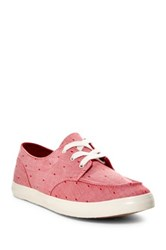 Reef Deckhand 3 Tx Sneaker Women Red