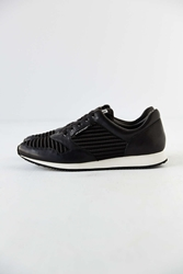 United Nude Quilted Runner Sneaker Black