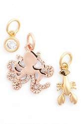 Baublebar 'Just Keep Swimming' Charms Set Of 3 Gold