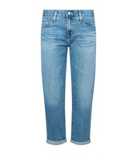 Ag Jeans The Ex Boyfriend Slim Female Blue