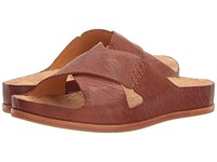 Kork Ease Amboy Brown Full Grain Women's Dress Sandals
