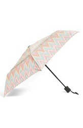 Shedrain Windpro Auto Open And Close Umbrella Pink Minkoff
