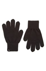 Saturdays Surf Nyc Dylan Touchscreen Gloves Black