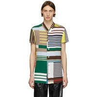 Rick Owens Multicolor Golf Shirt