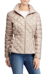 Lauren Ralph Lauren 'S Packable Quilted Down Jacket Luxe Chino