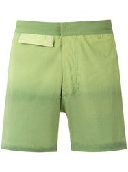 Amir Slama Swimming Shorts Green