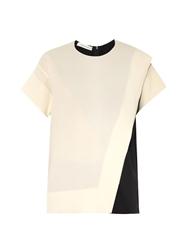 Cedric Charlier Bi Colour Layered Panel Top