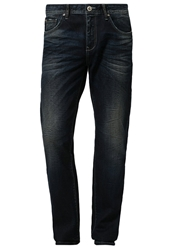 Ltb Fynn Straight Leg Jeans Boreas Wash Dark Blue