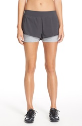 The North Face 'Dynamix' Stretch Shorts Asphalt Grey