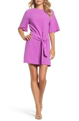 Felicity And Coco Dara Shift Dress Violet