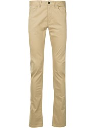 Cerruti 1881 Slim Fit Jeans Brown